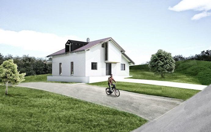 3d prikaz kuće-izrada projektne dokumentacije-projekat kuce glavni projekat