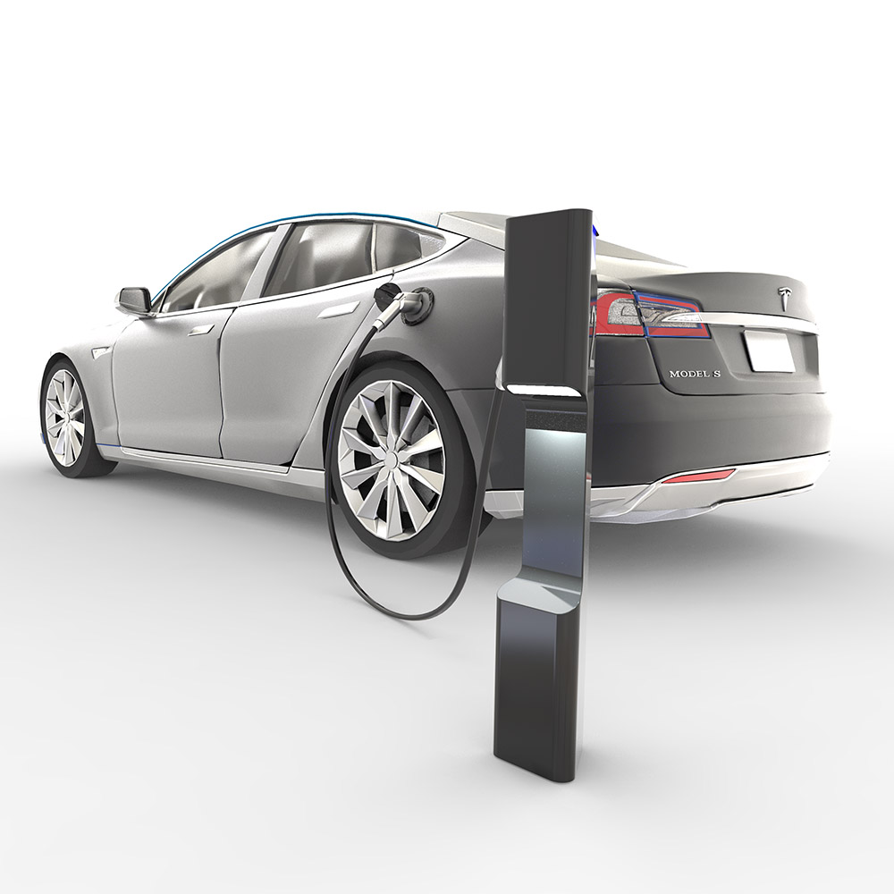 main station smartupcities electric car charger