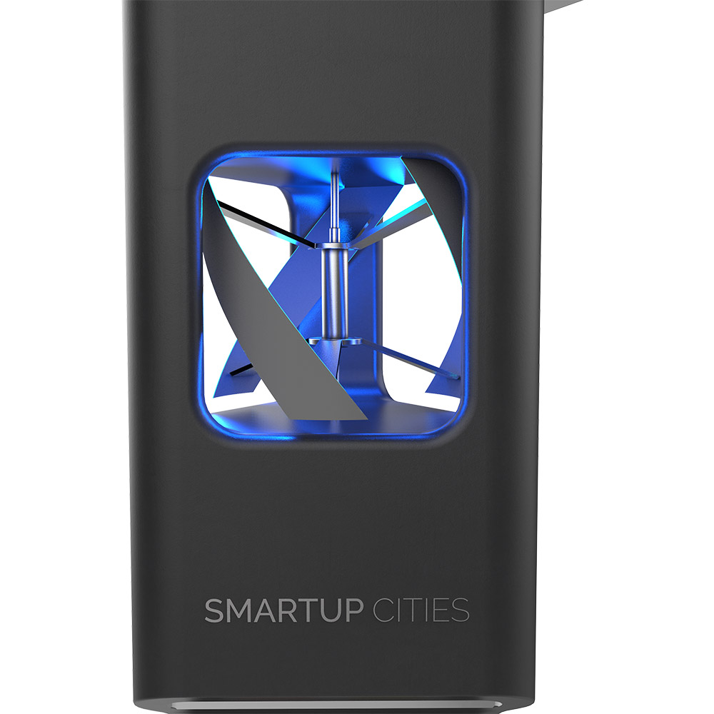 main station smartupcities energy saving