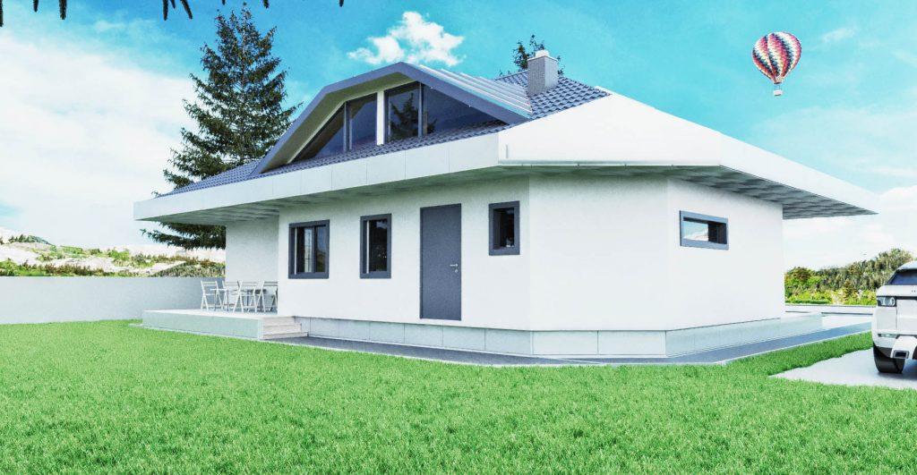 projektna dokumentacija za kuću u Topoli Gradiška Srbački put arhitektonske usluge