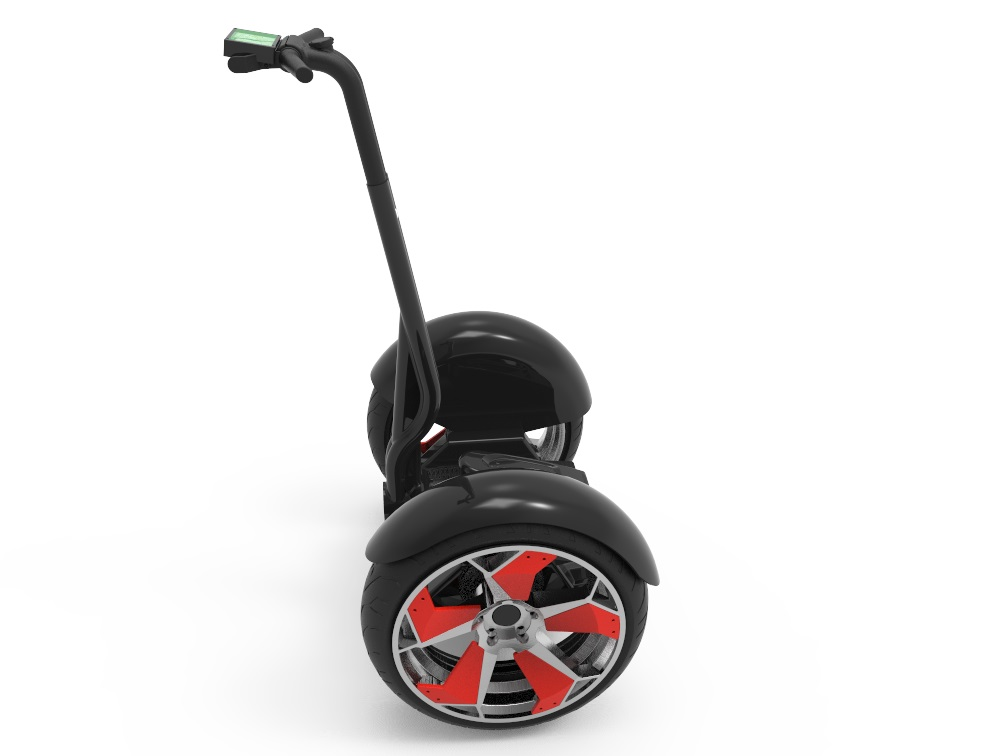 segway design for smartupcities